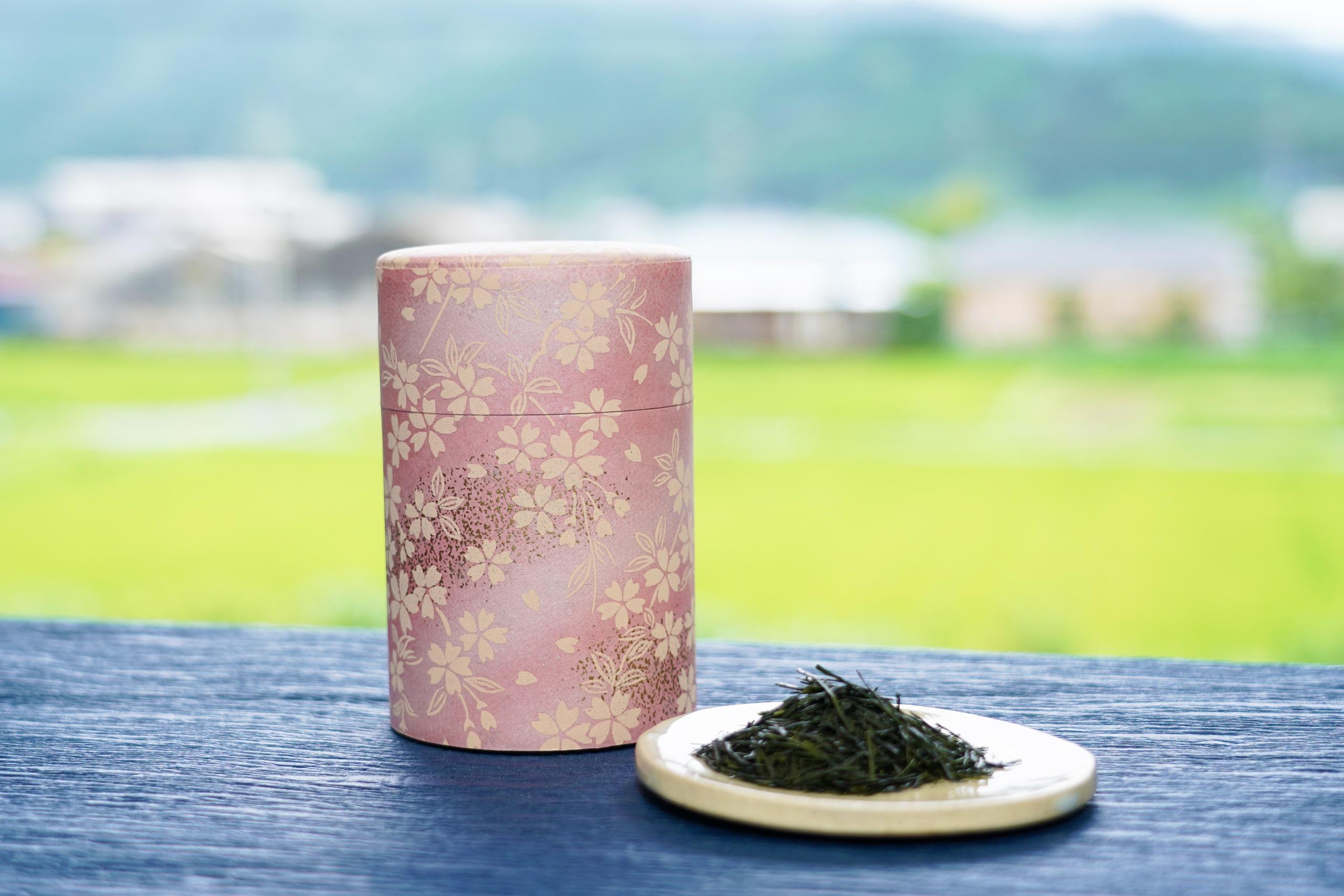 緑茶の保存方法
