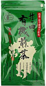 JAS井ヶ田の有機煎茶 緑